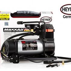 Compresor auto Heyner 150Psi 230V 500W 150l/m cu furtun de 1 m , cablu alimentare 3.5 m