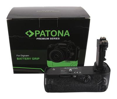 PATONA   Grip baterie cu telecomanda tip Canon EOS 5D Mark IV BG-E20RC LP-E6N foto