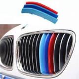 emblema ornament plastic grila BMW MPower Seria 5 (F10,F11) 12 bare 2011-2013