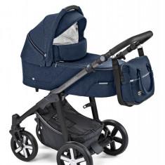 Carucior 2 in 1 Baby Design Husky Winter Pack 03 Navy 2019