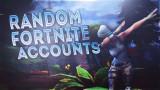 Cont fortnite random 30+ skins, poate fi și og