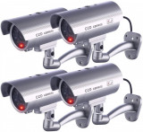 Set 4 X Camera supraveghere falsa BULLET 2.0 ECO