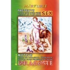 Pretexte pentru care unele femei acceptă să facă doar SEX, motive pline de bun-simț, înțelepte pentru care femeile fac doar DRAGOSTE