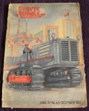 STIINTA SI TEHNICA Nr 43 / 1952 proletcultism, ilustratii grafica propaganda RPR
