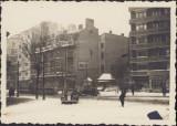 C2113 Loteria de stat Gheorghe Stan tramvai automobil epoca Bucuresti anii 1930