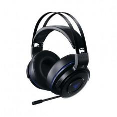 Resigilat: Casti cu microfon Razer Thresher pentru PS4, 2.4 GHz, 3,5 mm
