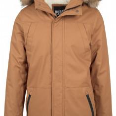 Heavy Cotton Imitation Fur Parka