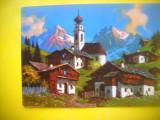 HOPCT 62421 BERGDORF AUSTRIA   -STAMPILOGRAFIE-CIRCULATA