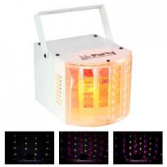 EFECT DERBY LED 6X1W RGBWYP