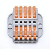 CONECTOR DOZA 5-5 PENTRU CABLU , LT-223/5