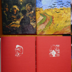 Ingo Walther , Rainer Metzger , Vincent van Gogh , 2 volume de lux , cartonate