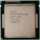 Procesor Intel Quad i5 4440, 3,10GHz , Haswell, 6MB cache,,Socket 1150,pasta, Intel Core i5, 4