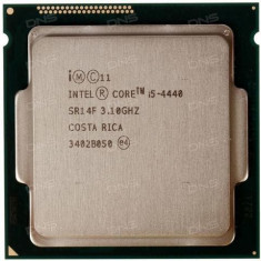 Procesor Intel Quad i5 4440, 3,10GHz , Haswell, 6MB cache,,Socket 1150,cooler, Intel Core i5, 4