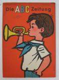 DIE ABC ZEITUNG , HEFT 12 . JAHRGANG 1960