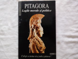 PITAGORA-LEGILE MORALE SI POLITICE-ED. ANTET, ORADEA, 1996
