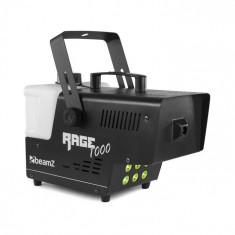 Beamz Rage 1000, LED, aparat de făcut fum, 6 x 3 W, RGBW LED diode, 1000W, 125m³ / min, volum 2l