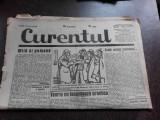 Ziarul Curentul , director Pamfil Seicaru , 25 iunie nr.1937/1933