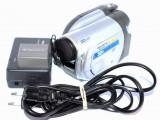 Camera video Panasonic VDR-D160 silver , DVD + geanta bonus