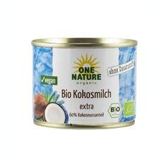 Lapte de Cocos Extra Bio 200ml One Nature Cod: ON3750361