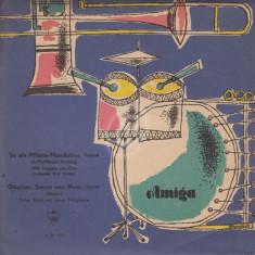 Amiga - Gitarren, Sonne und Meer. So ein Milano-Mandolino (Vinil)