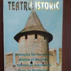 Teatru istoric- Boris Craciun