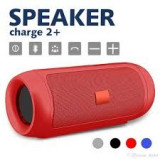 Boxa portabila Bluetooth Wireless Radio Charge 2+ROȘU