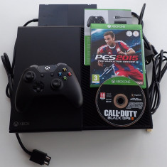Consola Microsoft Xbox One 1TB complet FIFA Call of Duty Black Ops 3 impecabil