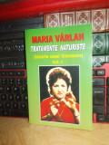 MARIA VARLAN - TRATAMENTE NATURISTE , VOL. 1 , 2004