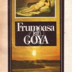 Frumoasa lui Goya (Ed. Univers)