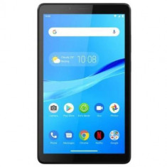 "Tableta Lenovo Tab M7 TB-7305F, Procesor Quad-Core 1.3GHz, Ecran IPS Capacitive Touchscreen 7"", 1GB RAM, 16GB Flash, 2MP, Wi-Fi, Bluetooth, Android (N"