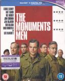 Blu Ray: The Monument Men ( original, cu George Clooney si Matt Damon ), Engleza