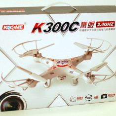 Drona elicopter cu camera HD - jucarie cu radio comanda