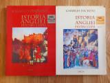 ISTORIA ANGLIEI PENTRU COPII - Charles Dickens (2 volume)