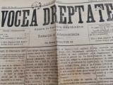 Ziare Vocea Dreptatei ,Aparatorul,anii 1882-1900
