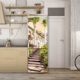 Sticker Tapet Autoadeziv pentru frigider, 210 x 90 cm, KM-FRIDGE-47