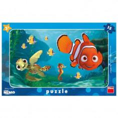 Puzzle pentru copii Dino Toys Nemo, 15 piese, 3 ani+