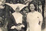 Fotografie calugarita catolica anii 1930
