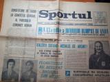 Sportul 9 septembrie 1972-jocurile olimpice de la munchen 1972