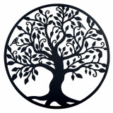 Decor perete, Copacul vietii, Arborele Vietii, 75x75 Model 1