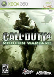 Call of duty 4  Modern Warfare  - XBOX 360 [Second hand], Shooting, 18+, Multiplayer