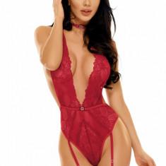 Body BN Adelaide teddy cherry, S/M