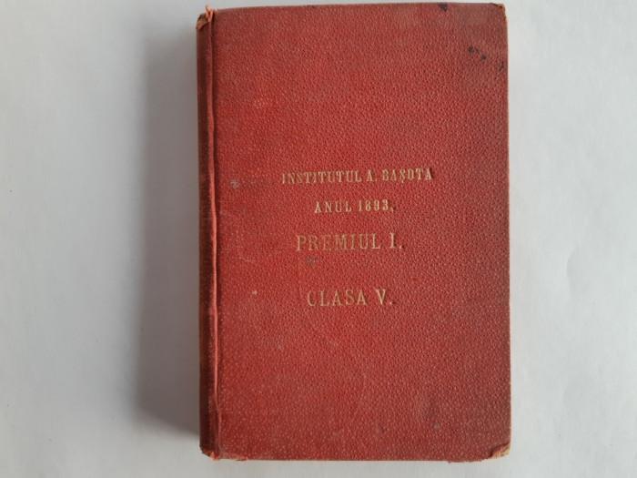 Eminescu, POEZII COMPLECTE, Iasi, (1893), Editura Saraga