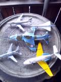 Lot Avioane Jucarii de colectie Dinky si Sehuco