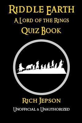 Riddle Earth: A Lord of the Rings Quiz Book foto