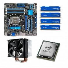 KIT Placa de baza [SHD] Asus P8H67-M / Intel Core i7-3770 / 16GB DDR3 1600Mhz