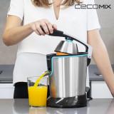 Storcător Electric cu Levier Cecomix Adjust Black 4077 160W Oțel