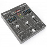 Cumpara ieftin Skytec STM-2270 4 canale mixer Bluetooth SD MP3 USB FX