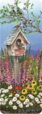 Semn de carte 3D - Birdhouse