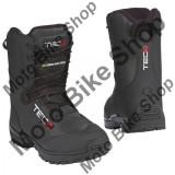 MBS Bocanci/ghete/cizme snowmobil/ATV BRP Ski-Doo Tec+, unisex, negru, marimea 46, Cod Produs: 4442363290SK