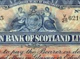 Scotia 1 Pound Union Bank of Scotland s621645 1945
